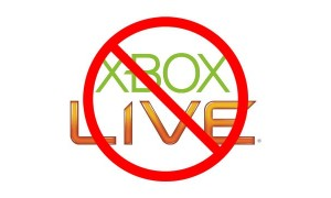 Xbox-Live-verbot