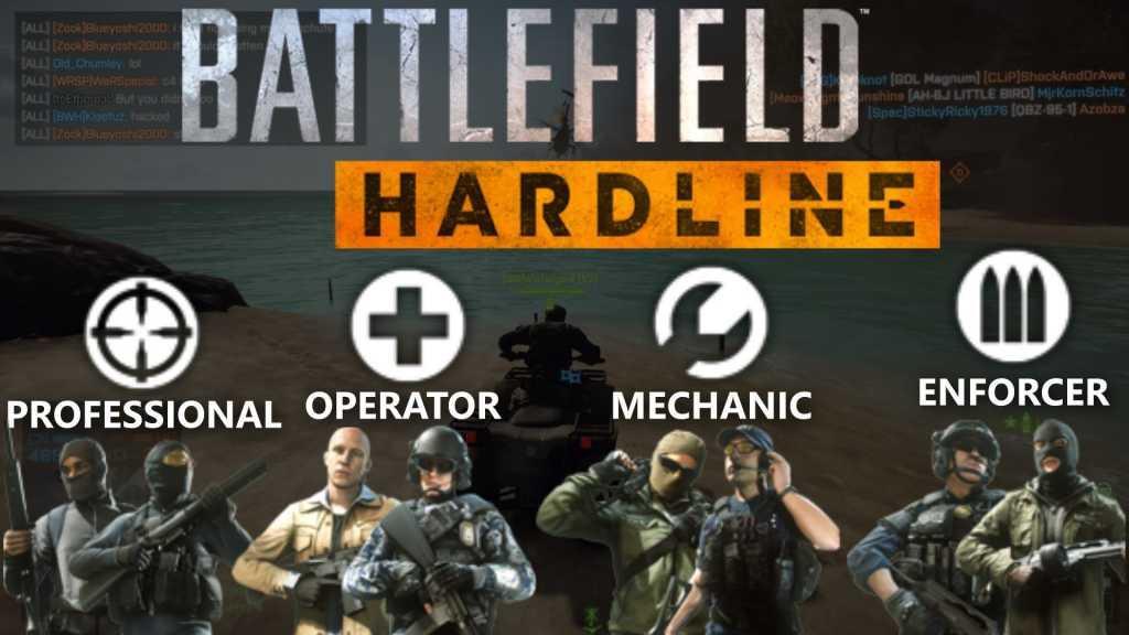 Hardline Klassen 01