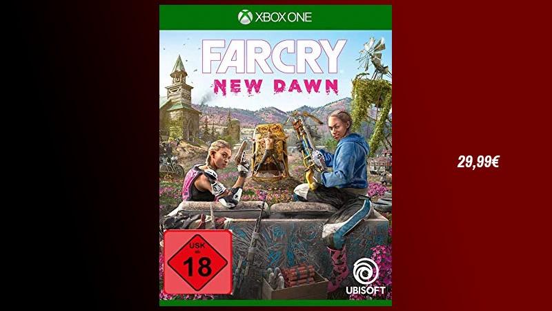 Frühlings-Angebote Woche: Far Cry New Dawn Standard Edition – [Xbox One] – 29,99€ - Xbox-One.de ...