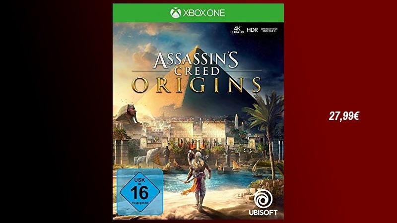 Frühlings-Angebote Woche: Assassin's Creed Origins – [Xbox One] nur 27,99€ - Xbox-One.de ...