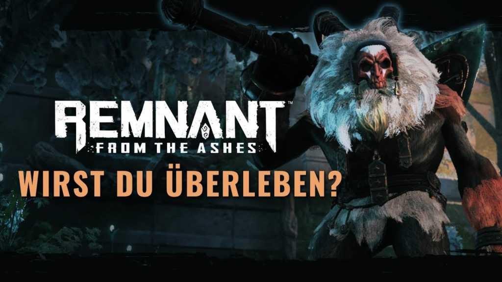 Remnant from the Ashes – Termin veröffentlicht – zwei Videos. - Xbox-One.de - täglich Xbox One ...