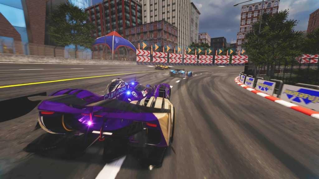 Xenon Racer: Post Launch Inhalte liefern neue Strecken, Fahrzeuge und mehr. - Xbox-One.de ...