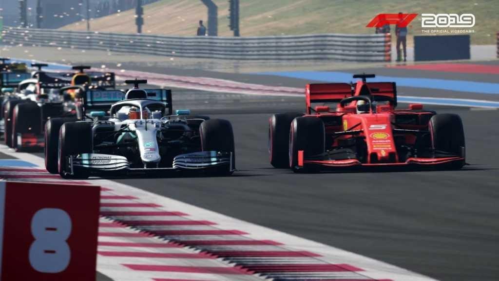 F1 2019: Weiterer Trailer erinnert an die Veröffentlichung ...